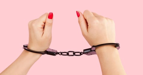 4 Sex Positions With Handcuffs For Adventurous Couples