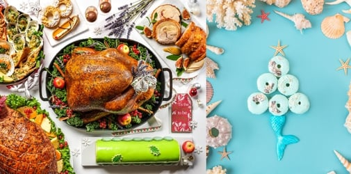 Christmas Buffets in Singapore 2018: 8 awesome picks to kickstart the festivities with the family!