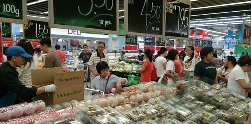 Supermarkets Open for Chinese New Year 2020 in Singapore!