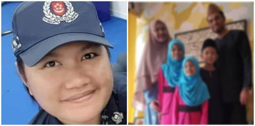 Tragedy as police officer and mum-of-three dies after getting hit by car in Singapore