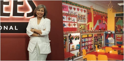 Meet the queen of childcare centres in Singapore, June Rusdon