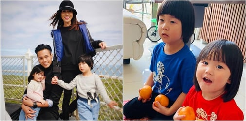 Andie Chen reveals what's stopping him from having Baby No. 3!