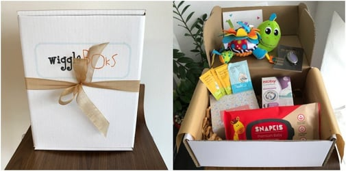 Wiggle Boks is the subscription box that every parent needs in life