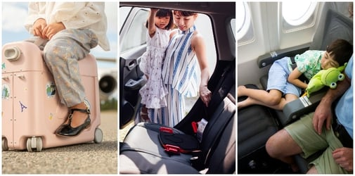 5 Brilliant products that will make travelling with kids easier!