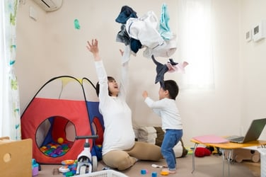 A Messy House Is A Sign Of Brilliance, So Stop Worrying Already!