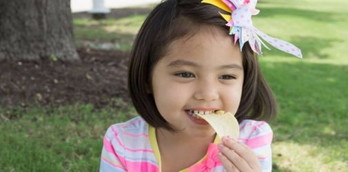 Let your kids eat nothing but hot chips for a week