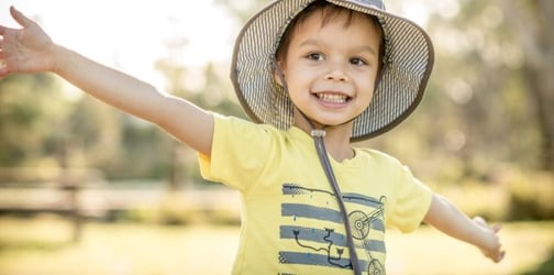 Child Development and Milestones: Your 4-Year-and-4-Month-Old