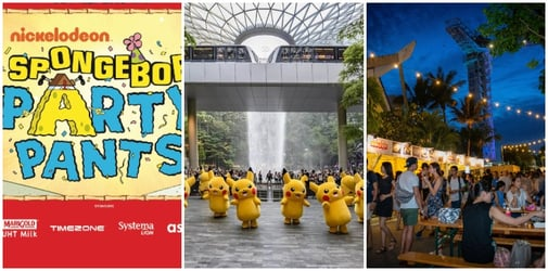 Fun and Exciting Things to do in Singapore in July 2019!