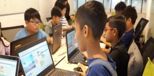 All Primary 4-6 students in Singapore to learn coding from 2020