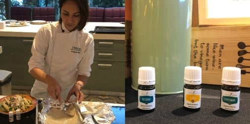 3 Amazing ways to use dietary essential oils when cooking at home