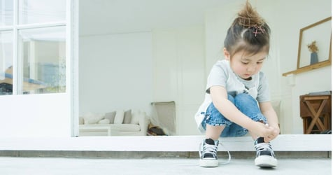 How to Teach Your Child to Tie Shoelaces: A Guide for Parents