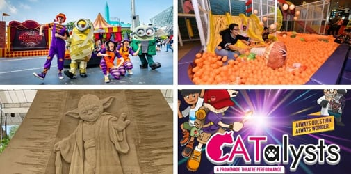 23 Family-Friendly Activities Happening in September 2019