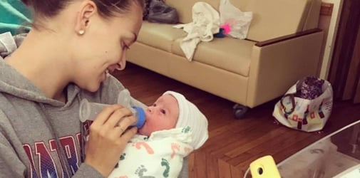 My Newborn Baby Brother Drank My Breast Milk First & I Couldn't Be Happier