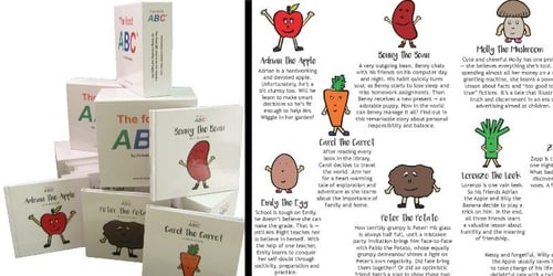 Book Series Teaches Children Profound Life Lessons In The Simplest Way Possible