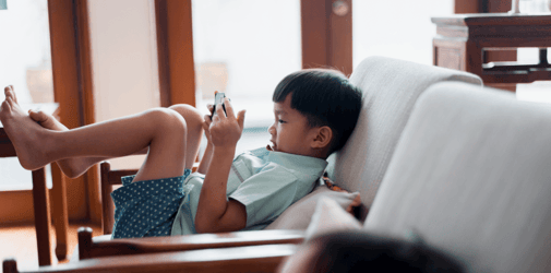 Study: Too Much Screen Time Leads to Underdeveloped Language and Literacy Skills