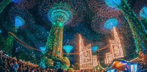 Christmas Wonderland At Gardens By The Bay Is Back With New Parades And Installations
