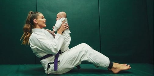6 Of The Quickest Ways To Get Back In Shape Postpartum