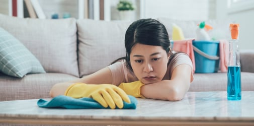 Why Being a Stay-at-home-mum Doesn't Mean You're Just a Housekeeper