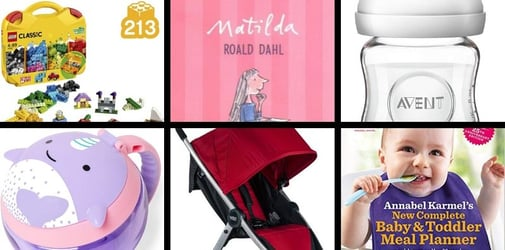 '3 for 2' Promotion For Baby Products, Books & Toys At Amazon Singapore