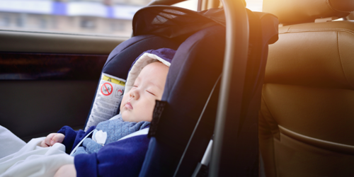 Mom Warns Babies Should Never Be in Car Seats for More Than 1 Hour After Newborn Almost Dies