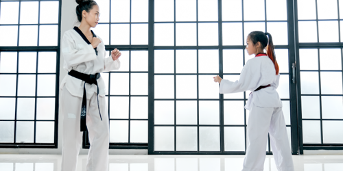 Here's How Martial Arts Prepares Your Preteen For High School