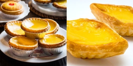 Taste-test: Which Is The Best Egg Tart In Singapore?