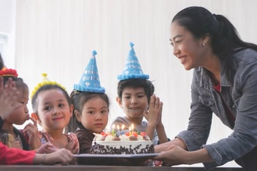 Dorscon Orange: Can I Still Take My Kids To A Birthday Party During An Outbreak?