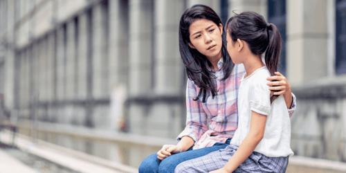 Talking to Your Kids About Miscarriage and Stillbirth