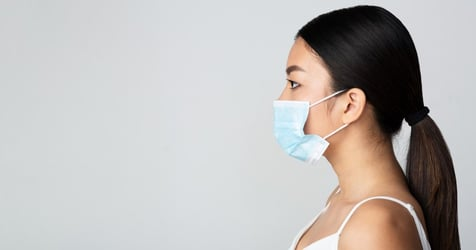 Wearing Masks Can Make Skin More Sensitive, Acne-prone Says Doctor