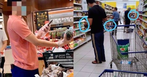 Malaysia Lockdown: Man Shares Husbands' Hilarious Struggles To Help Wives Shop For Groceries
