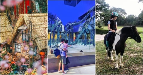 Kid-friendly Places In Singapore That Will Make You Believe You Are Overseas