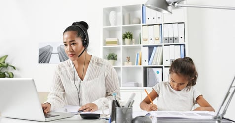 5 Ways Parents Can Balance Work-From-Home And Family In Post Pandemic Era