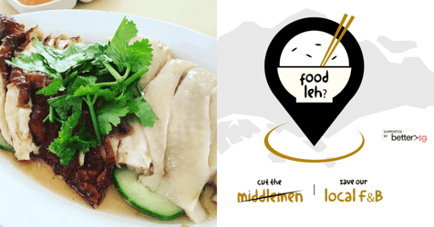 Support Local Hawkers By Ordering Directly From These Alternative Food Delivery Platforms