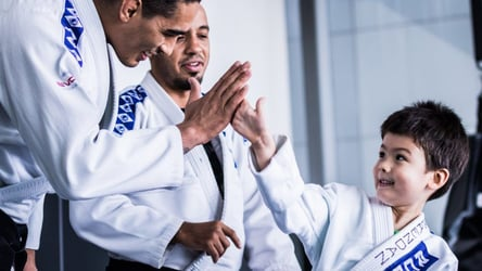 Here's How Martial Arts Teaches Children To Set Goals