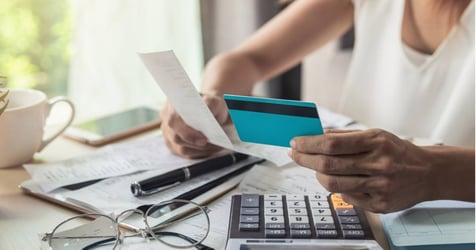 What Should You Do If You Can't Pay Your Credit Card Bill?