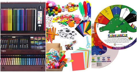 Where To Buy Affordable Arts and Crafts Supplies in Singapore