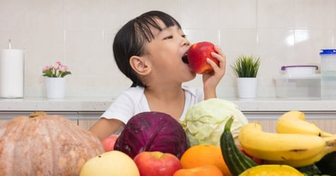Back To School: Immunity Boosting Foods and Herbs for Young Children
