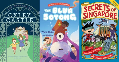18 Best Singapore Children's Books To Borrow From the Library Right Now