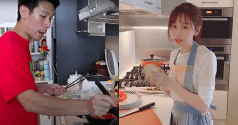 Cyndi Wang and Other Celebs Share Their Cooking Hacks, Including How to Cut Onions Without Crying and Make the Perfect Omu Rice
