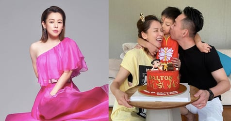 Vivian Hsu's Son's 'Secret Wish' For 5th Birthday Is So Pure It Reminds Us to Be Grateful