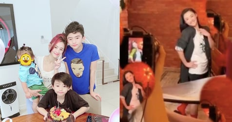 'I've Had Enough': HK Actress Cecilia Cheung Addresses Baby Rumours of Baby No. 4