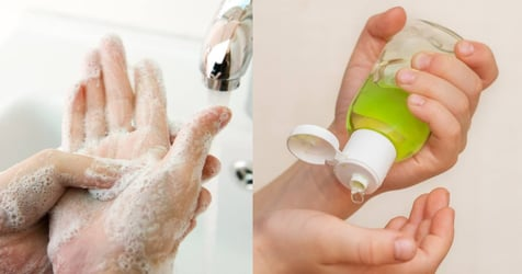 Hand Washing Vs Hand Sanitizer: How Effective Are They?