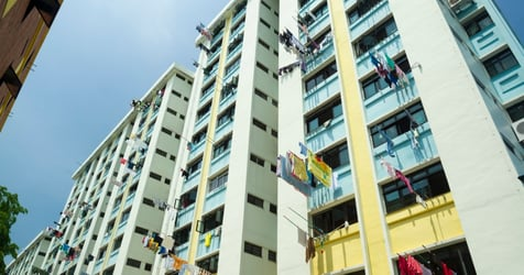 How To Tell If That HDB Resale Flat You're Eyeing Is 'Haunted' - by Spirits or Loan Sharks