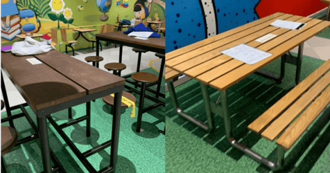 Students Draw Ire for Allegedly Leaving Belongings Overnight to 'Chope' Our Tampines Hub Tables