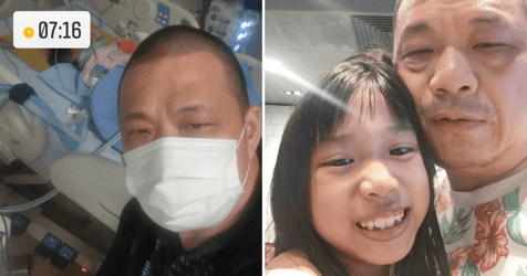 8-year-old Girl Involved In Woodlands Car Collision Showing Signs Of Responsiveness; Still In ICU