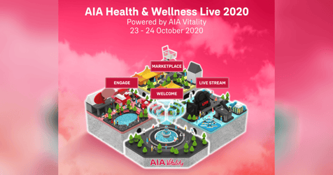 Revitalise Your Mind and Body at AIA Health & Wellness Live 2020
