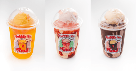 Gong Cha and Häagen-Dazs™ Combine Forces to Launch New 'Bubble Tea Float' Product Category