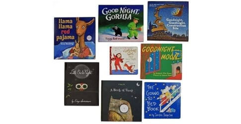 8 Great Bedtime Books for Babies and Toddlers