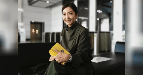 Huang Biren Says She's 24/7 on Call for Her Family, but 'It's Not That Bad'