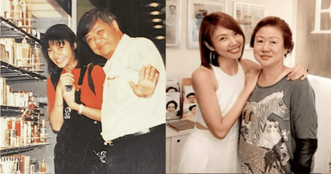 Former Actress May Phua Loses Father 2 Months After Her Mother's Death